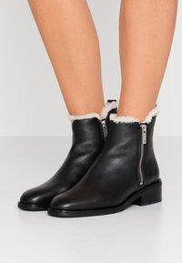 3.1 Phillip Lim - ALEXA BOOT - Kotníkové boty - black - 0