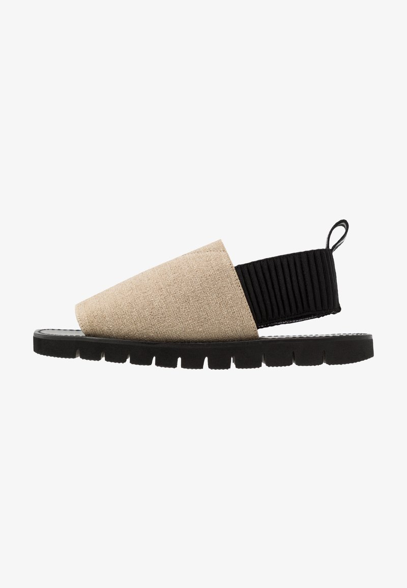 3.1 Phillip Lim - ELASTIC STRAP  - Sandals - natural