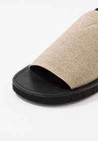3.1 Phillip Lim - ELASTIC STRAP  - Sandals - natural - 5