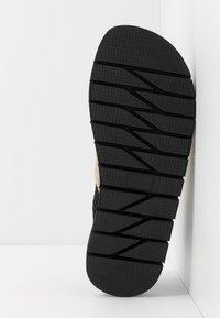 3.1 Phillip Lim - ELASTIC STRAP  - Sandals - natural - 4