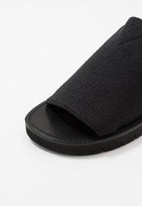 3.1 Phillip Lim - ELASTIC STRAP  - Sandals - black - 5