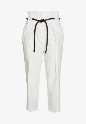 Pantalones - antique white