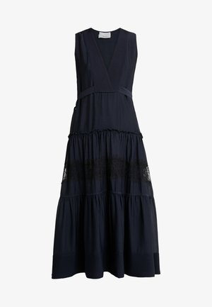 BELTED DRESS  - Maxikleid - midnight