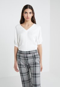 3.1 Phillip Lim - PUFF SLEEVE - Bluser - offwhite - 0