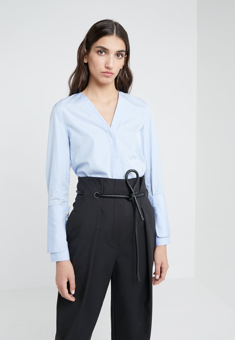 3.1 Phillip Lim - Blůza - oxford blue