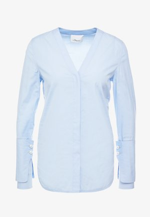 Bluse - oxford blue