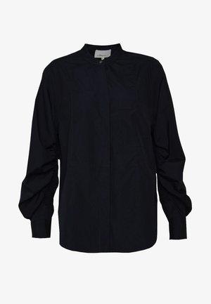 GATHERED - Košile - phantom blue