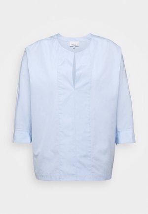 POPLIN DOLMAN SLEEVE - Camicetta - oxford blue