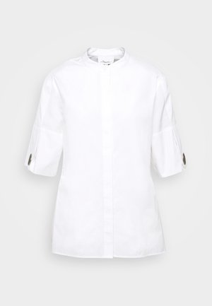 POPLIN BLOUSE SHANKS - Overhemdblouse - white