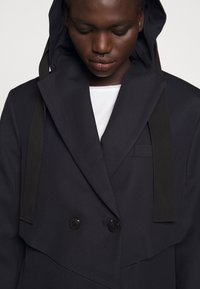 3.1 Phillip Lim - HOODED CUTOUT - Short coat - midnight - 3