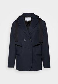 3.1 Phillip Lim - HOODED CUTOUT - Short coat - midnight - 9
