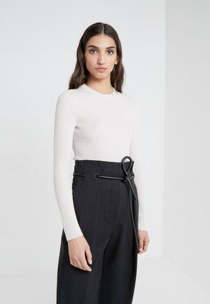 Pullover - light blush