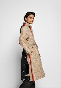 3.1 Phillip Lim - WINDOW PANE SIDE SLIT - Trench - beige - 3