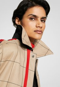 3.1 Phillip Lim - WINDOW PANE SIDE SLIT - Trench - beige - 5