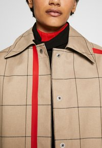 3.1 Phillip Lim - WINDOW PANE SIDE SLIT - Trench - beige - 7