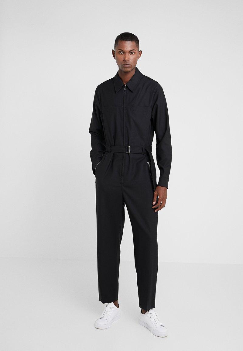 3.1 Phillip Lim - SUITING  - Trousers - black