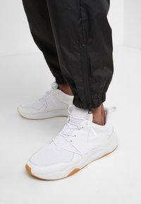 3.1 Phillip Lim - OFFSET ZIPPER TRACK PANT - Kalhoty - black - 6