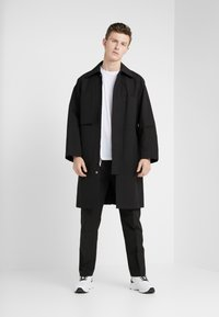 3.1 Phillip Lim - SINGLE PLEAT PANT - Kalhoty - black