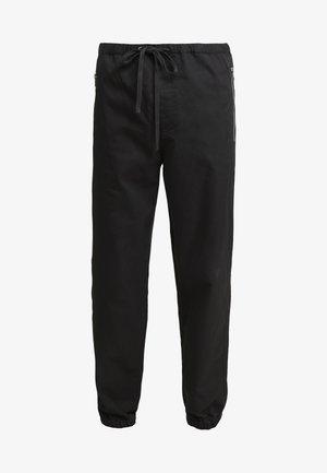 CLASSIC TRACK PANT  - Kalhoty - black