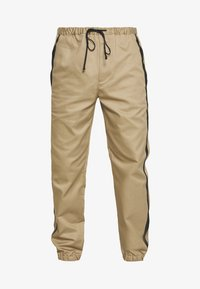 3.1 Phillip Lim - CLASSIC TRACK PANT SIDE TAPES - Pantalones - sand - 4