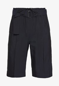 3.1 Phillip Lim - DRAWSTRING CARGO - Kraťasy - midnight - 4