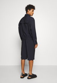 3.1 Phillip Lim - DRAWSTRING CARGO - Kraťasy - midnight - 2