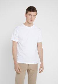 3.1 Phillip Lim - PERFECT TEE - T-shirts - optic white - 0