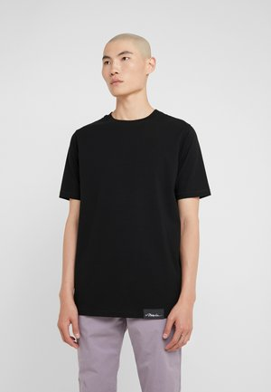 PERFECT TEE - T-shirts - black