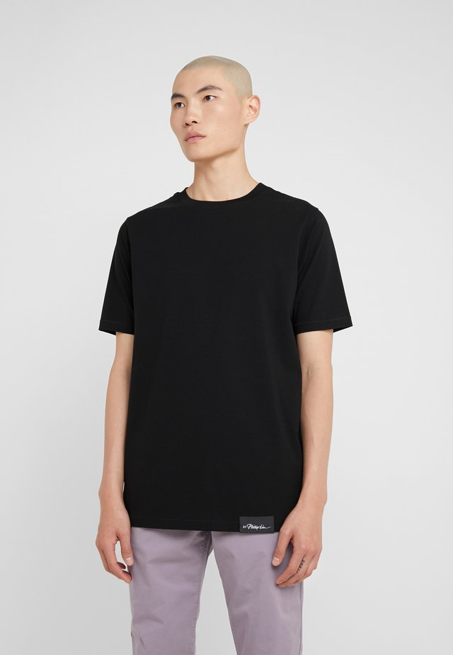 PERFECT TEE - Jednoduché triko - black