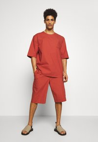 3.1 Phillip Lim - BOXY WASHED - Košile - rust - 1