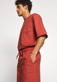 3.1 Phillip Lim - BOXY WASHED - Košile - rust - 3