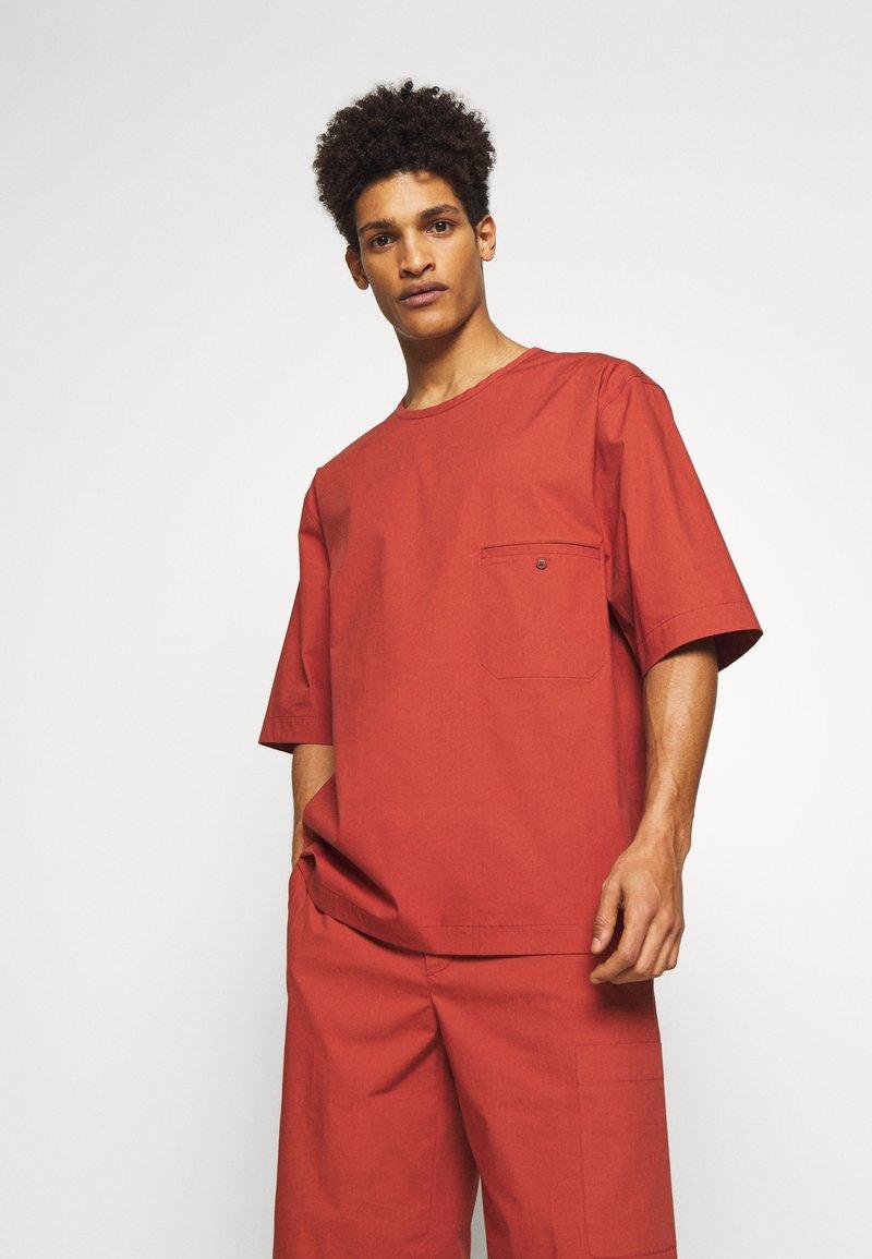 3.1 Phillip Lim - BOXY WASHED - Košile - rust