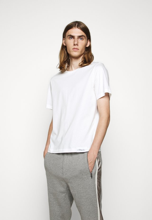 PERFECT TEE - T-paita - off-white