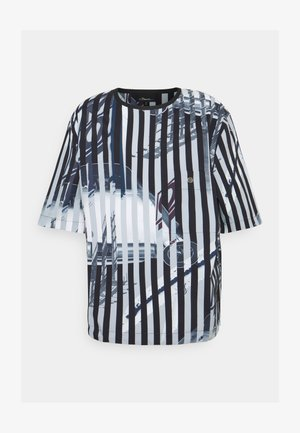 ROADSTER TEE - T-shirt con stampa - white/black