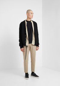 3.1 Phillip Lim - TEXTURED - Cardigan - black - 1