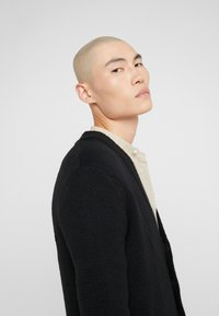 3.1 Phillip Lim - TEXTURED - Cardigan - black - 4