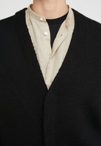 3.1 Phillip Lim - TEXTURED - Cardigan - black - 6