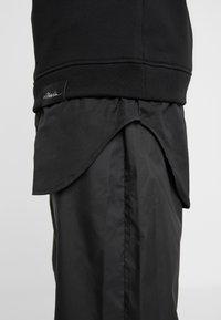 3.1 Phillip Lim - POPLIN - T-shirt med print - black - 5