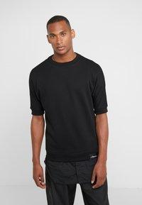 3.1 Phillip Lim - POPLIN - T-shirt med print - black - 0