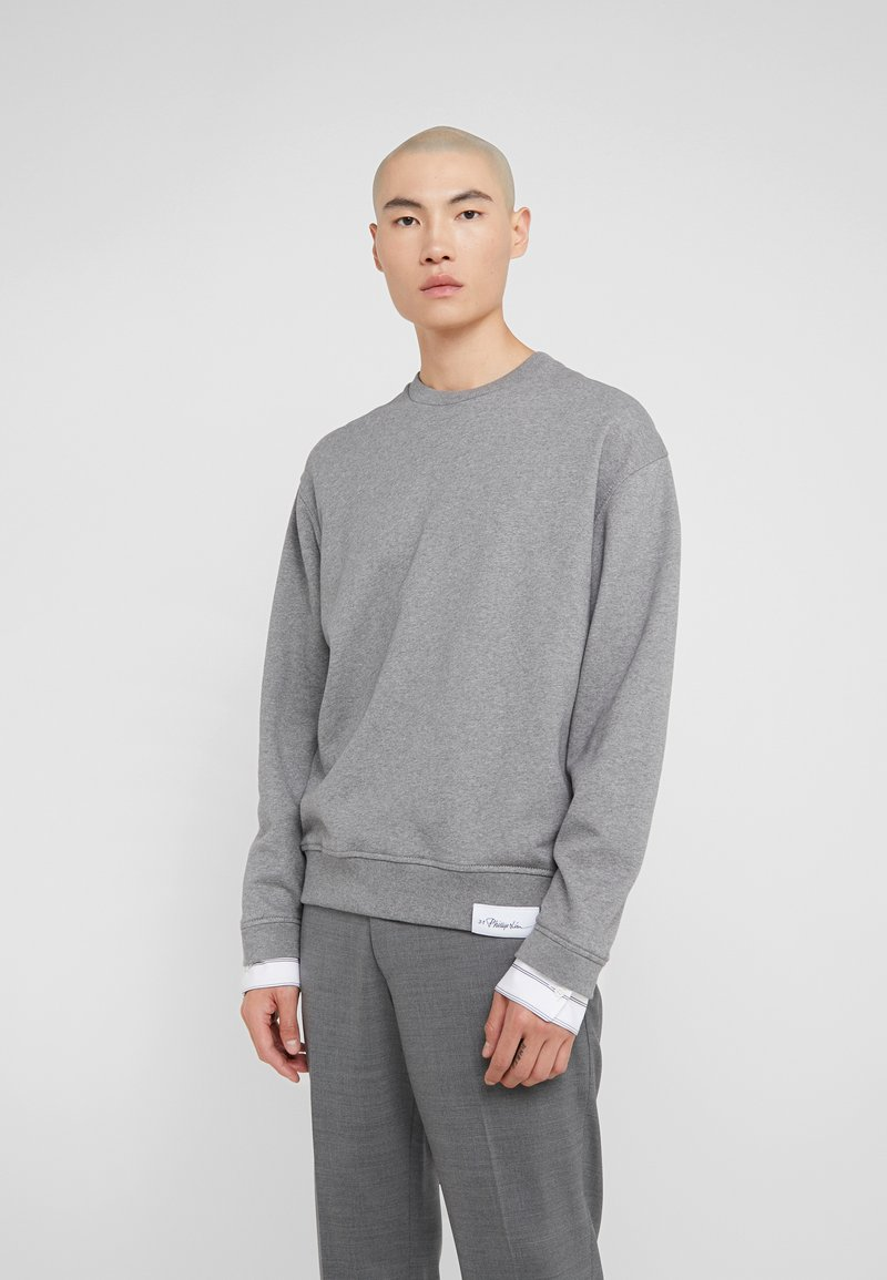3.1 Phillip Lim - CLASSIC CREWNECK - Sweatshirt - grey