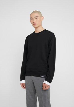 CLASSIC CREWNECK - Sweater - black