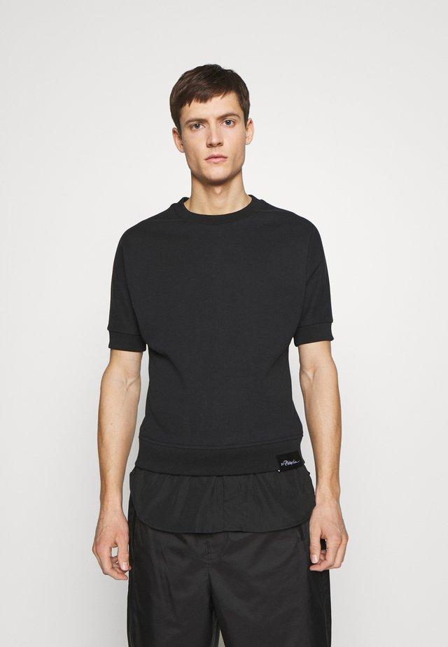 POPLIN - Sweatshirt - black