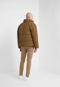 3.1 Phillip Lim - PUFFER COAT - Giacca invernale - tobacco - 2