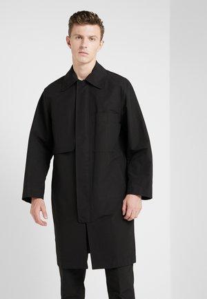 LIGHTWEIGHT - Classic coat - black