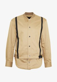3.1 Phillip Lim - JACKET REMOVABLE TAIL - Cappotto corto - sand - 4