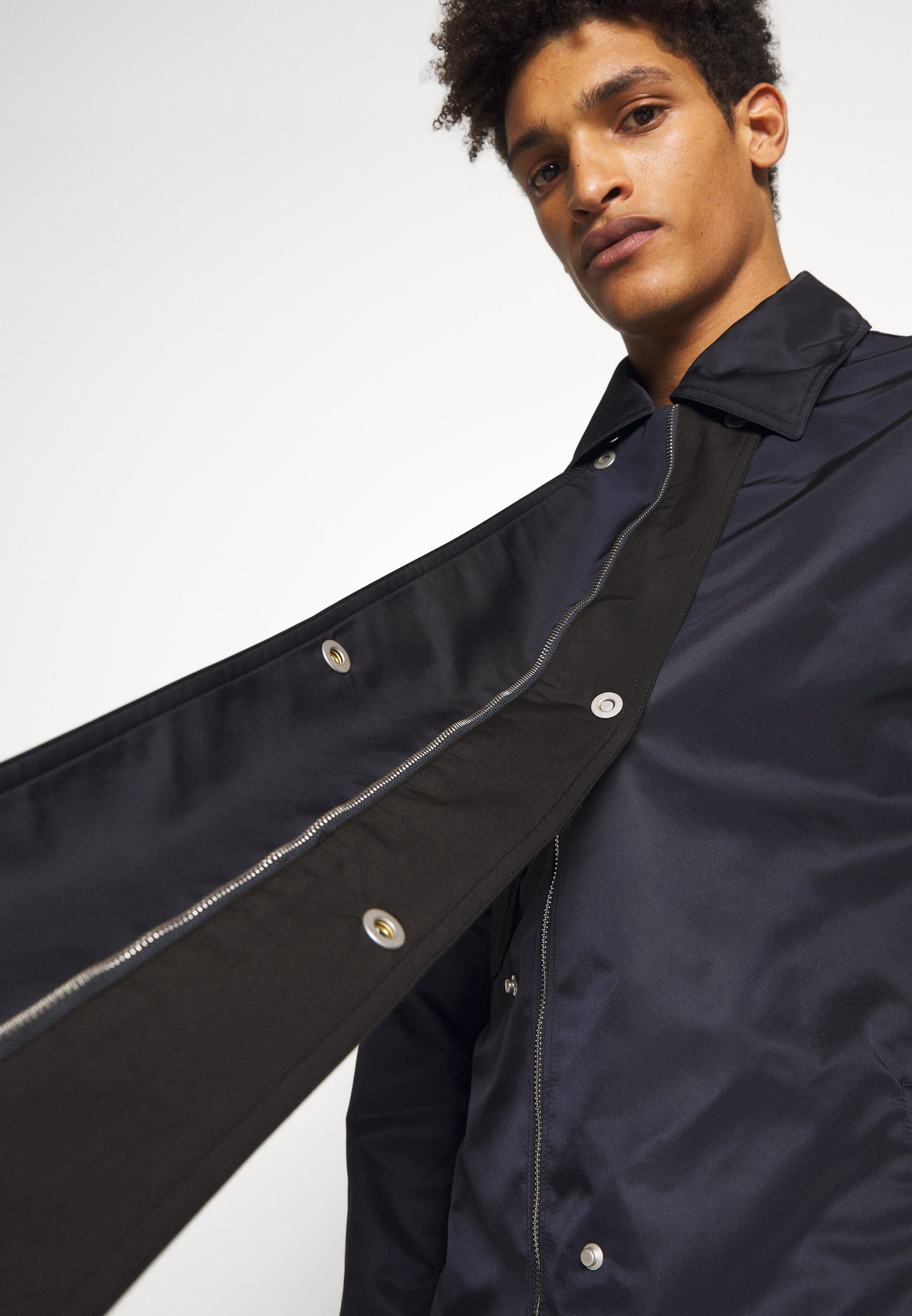 3.1 Phillip Lim Utility Coat - Frakker / Klassisk Midnight