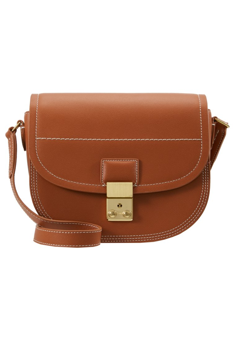3.1 Phillip Lim Pashli Saddle - Across Body Bag Cognac