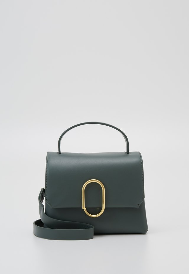 ALIX MINI TOP HANDLE SATCHEL - Handväska - cactus