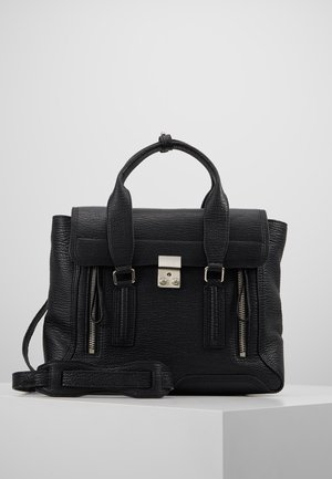 PASHLI MEDIUM SATCHEL - Håndveske - black