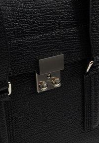 3.1 Phillip Lim - PASHLI MEDIUM SATCHEL - Handbag - black - 6